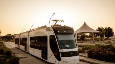 Photo of QF unveils Education City Tram
