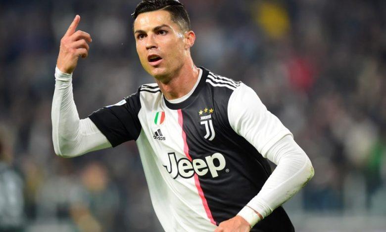 Ronaldo tops Instagram's top income list in 2019