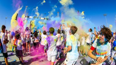 Photo of The Color Run returns to Doha next month
