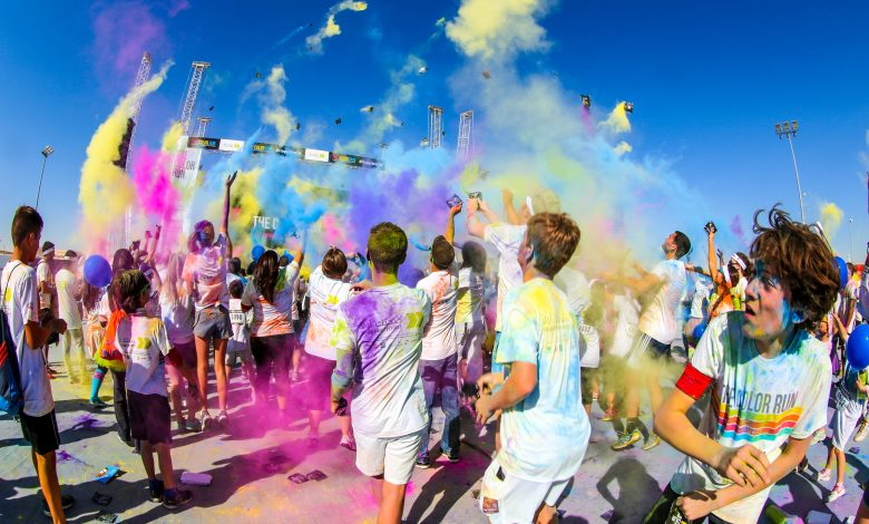 The Color Run returns to Doha next month