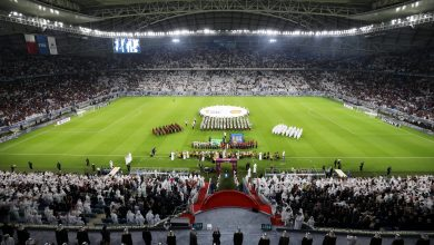 Photo of Doha is hosting a historic final between Saudi Arabia and Bahrain for the first time