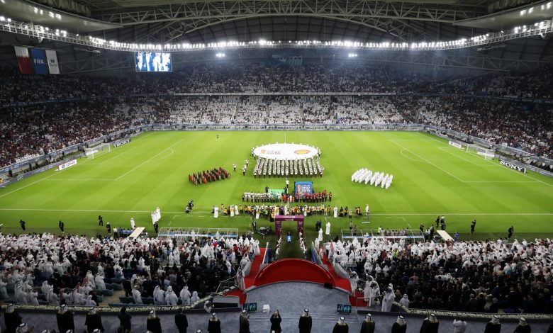 Doha is hosting a historic final between Saudi Arabia and Bahrain for the first time