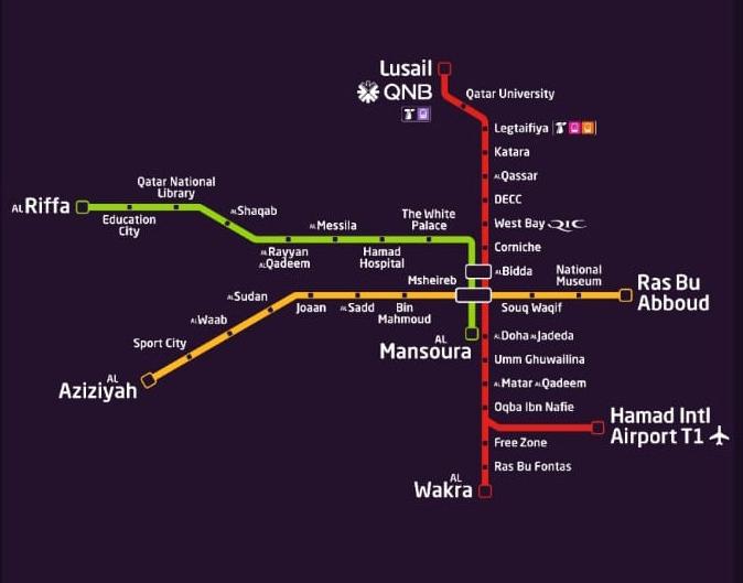 Doha Metro to open Green Line for public next Tuesday