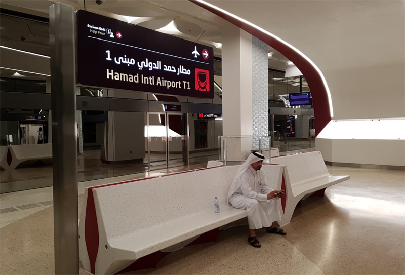 All Doha Metro lines open for public