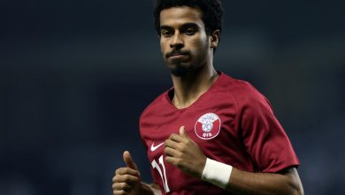 Photo of Akram Afif named Asia's best football player of 2019