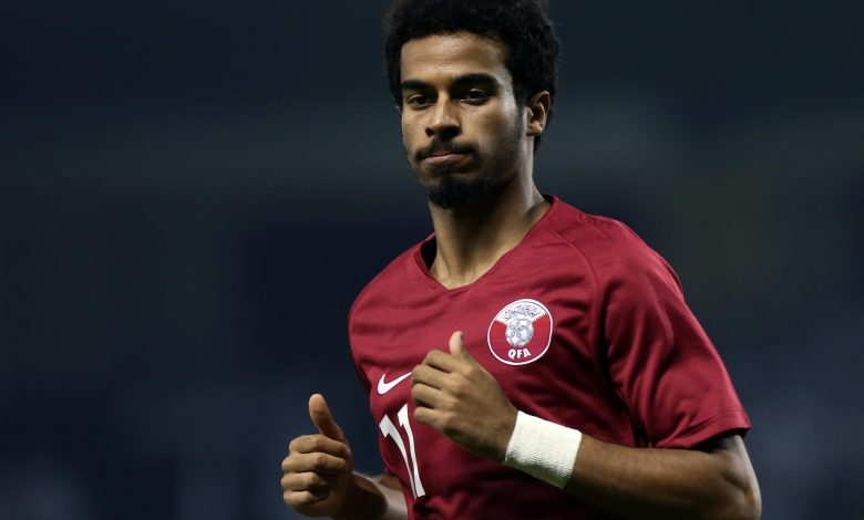 Akram Afif named Asia's best football player of 2019