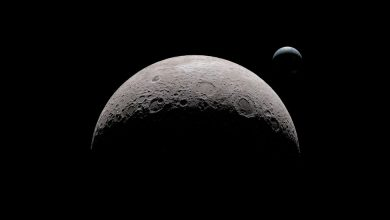 Photo of NASA announces exposing dark side of moon and solving mystery of its brightness