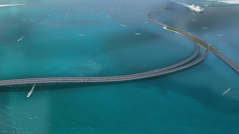 Work on Sharq Crossing project to start by third quarter of 2020