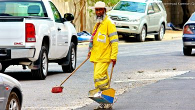 Photo of Efficient MME team cleans up Corniche in record time after QND events
