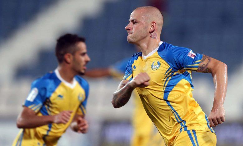 Al Gharafa part ways with Weiss