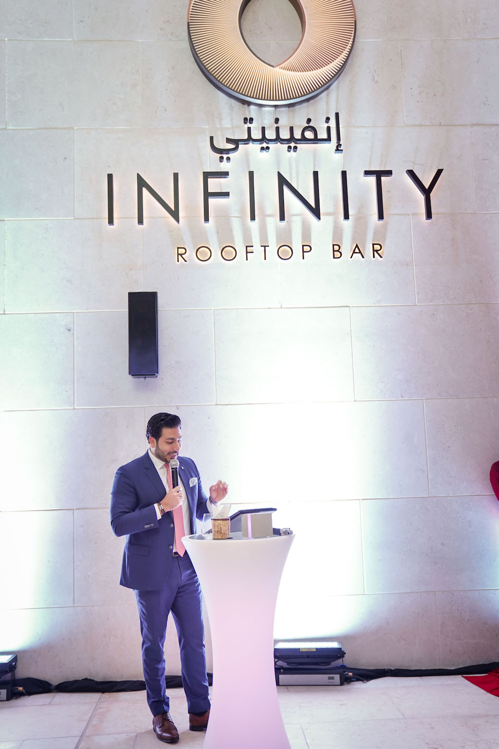 Al Wadi Hotel's Infinity Lounge Proves Dynamic New Addition to Doha's Food and Beverage Scene
