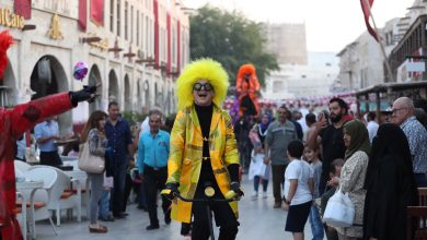 Photo of Spring Festival pulls huge crowd at Souq Waqif and Souq Wakrah
