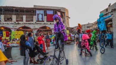 Photo of Souq waqif spring festival
