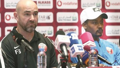 Photo of Tomorrow .. Qatar to go all out for win against UAE