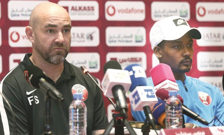 Tomorrow .. Qatar to go all out for win against UAE