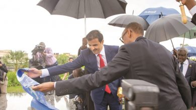 Photo of Amir, Rwandan President unveil monument of Anti-Corruption Excellence Award