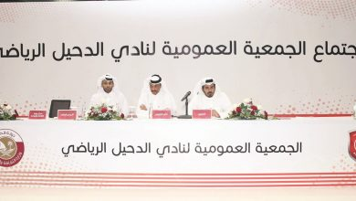 Photo of Sheikh Khalifa bin Hamad elected Al Duhail SC President