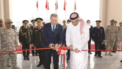 Photo of Qatari-Turkish Joint Command headquarters opens