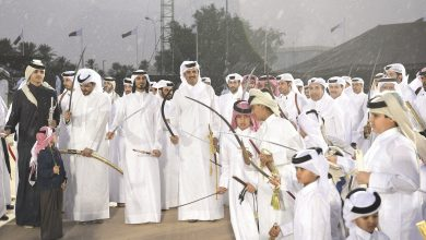 Photo of Amir Participates in Qatar's Arda