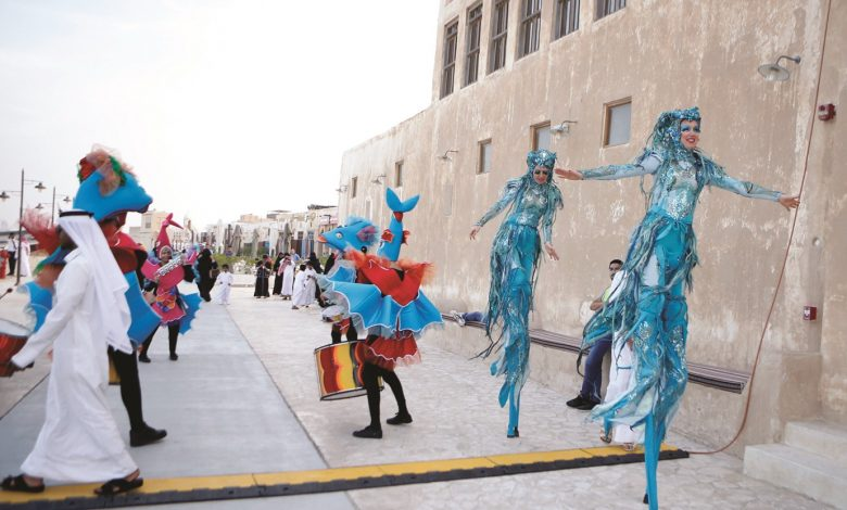 Spring Festival of Souq Waqif and Souq Al Wakra kicks off today