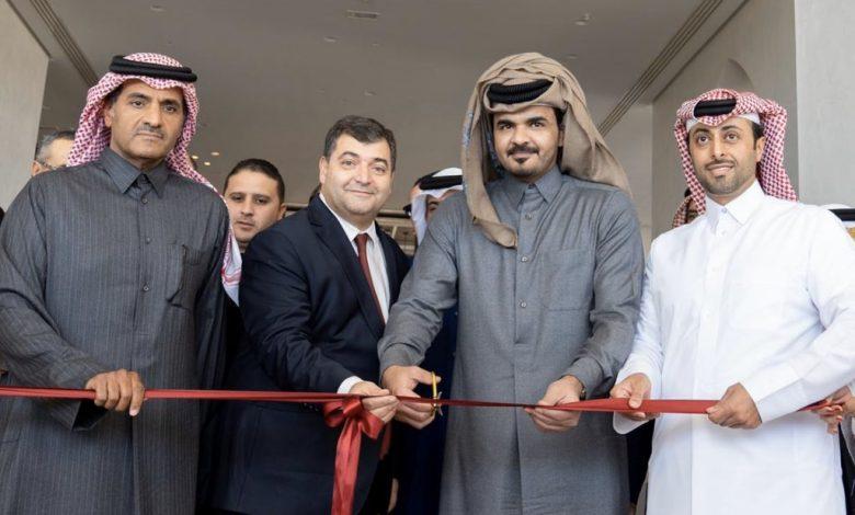 Sheikh Joaan inaugurates Qatari Diar's Anantara-Tozeur Resort in Tunisia