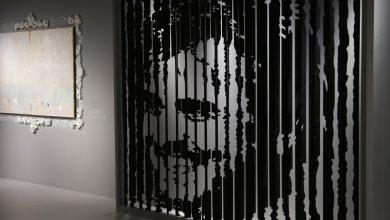 Photo of Unique installation by Ukrainian artist on display at Katara