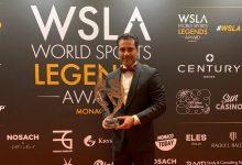 Photo of Nasser Al Attiyah Wins Legends of World Sports Oscar