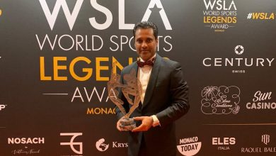 Photo of Nasser Al Attiyah Wins Legends of World Sports Oscar