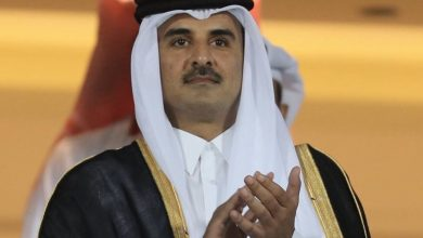 Photo of Amir attend Arabian Gulf Cup 24 final