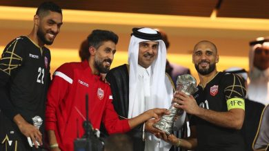 Photo of Amir crowns Arabian Gulf Cup 24 winner Bahrain