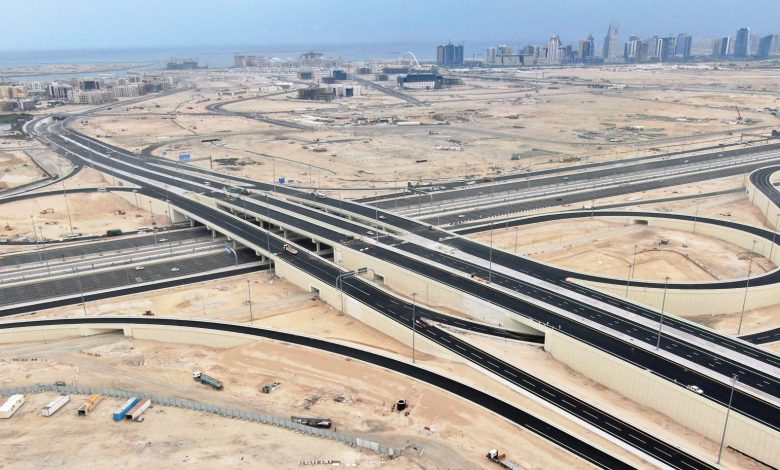 Ashghal opens highway projects in 4 regions