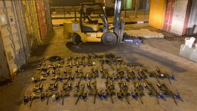 Photo of Customs issue clarification on 'seizure of weapons' at Hamad Port