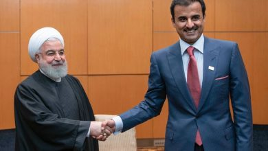 Photo of Amir meets the Iranian President