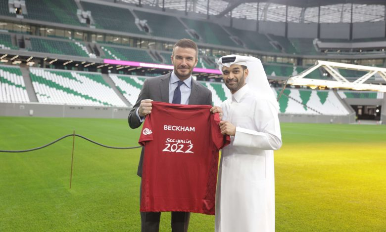 Beckham: Qatar 2022 will be a dream for players and fans