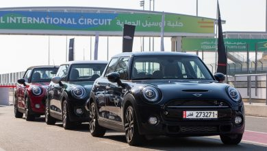 Photo of A day with @miniqatarofficial on track