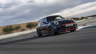 Photo of Emotional and highly dynamic: the design of the 2020 MINI John Cooper Works GP Limited Edition.