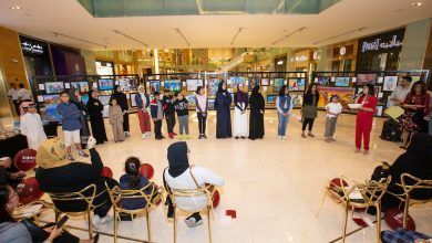 Photo of Winners of Mall of Qatar's art competition revealed