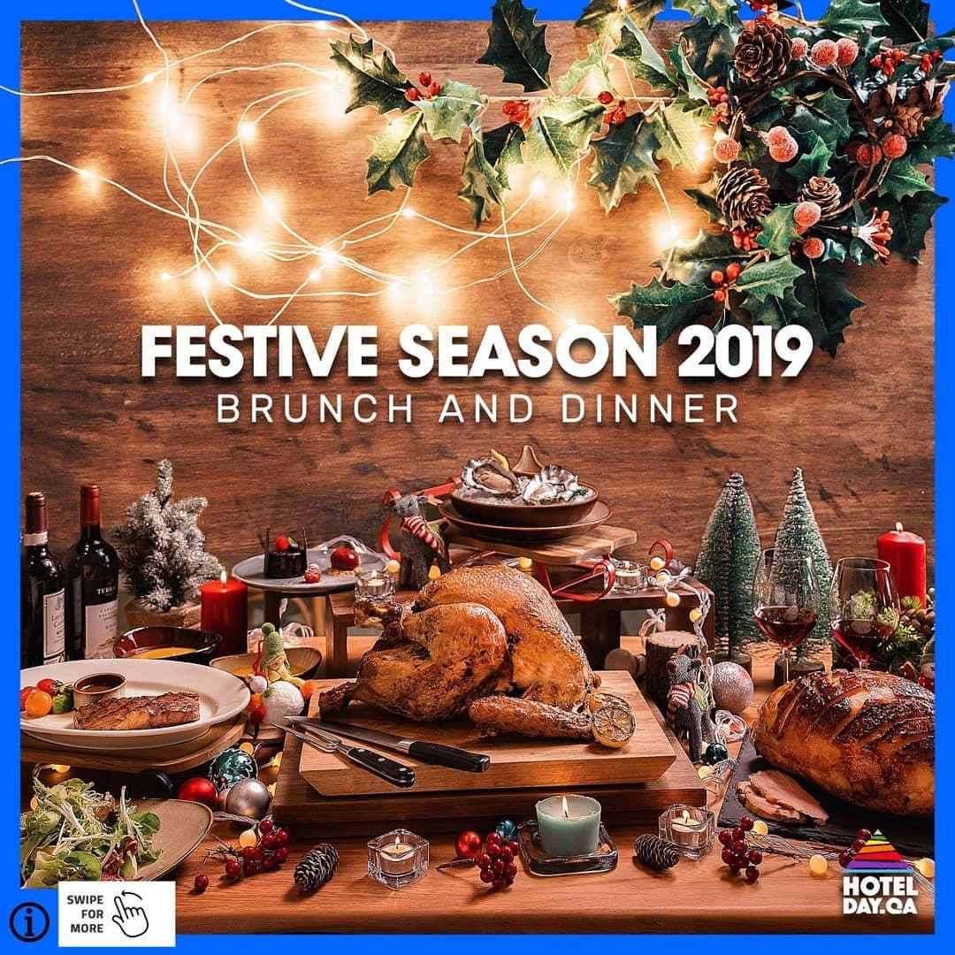 Festive Season 2019 Brunch And Dinner