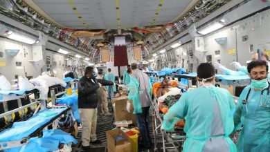 Amir gives directives to dispatch medical aid to Somalia, transport injured to Qatar