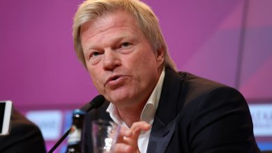Photo of The legend Oliver Kahn in Doha