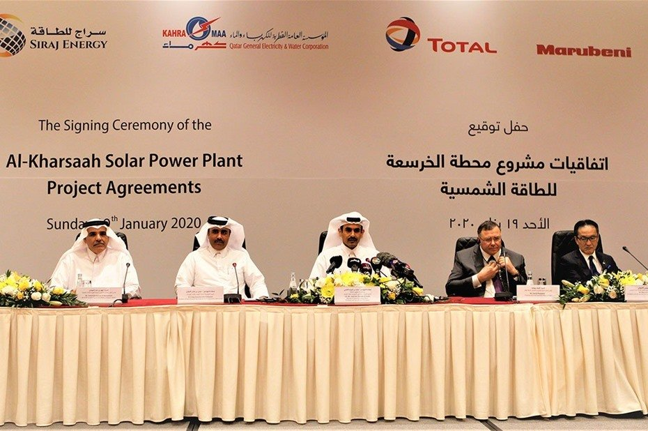 Qatar to build 800 MW solar power plant on 10 sqkm plot
