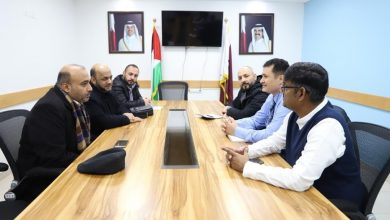 Photo of Qatari medical rehabilitation delegation visits Gaza