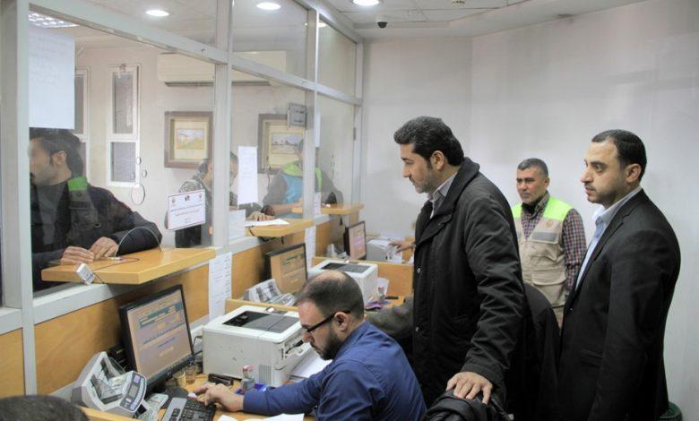 Disbursal of Amir's grant for Gazans families begins