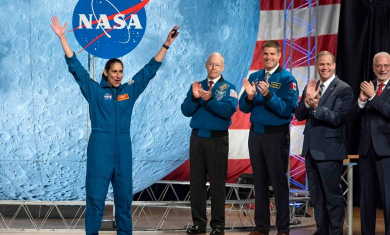 First Iranian-American astronaut reaches for stars