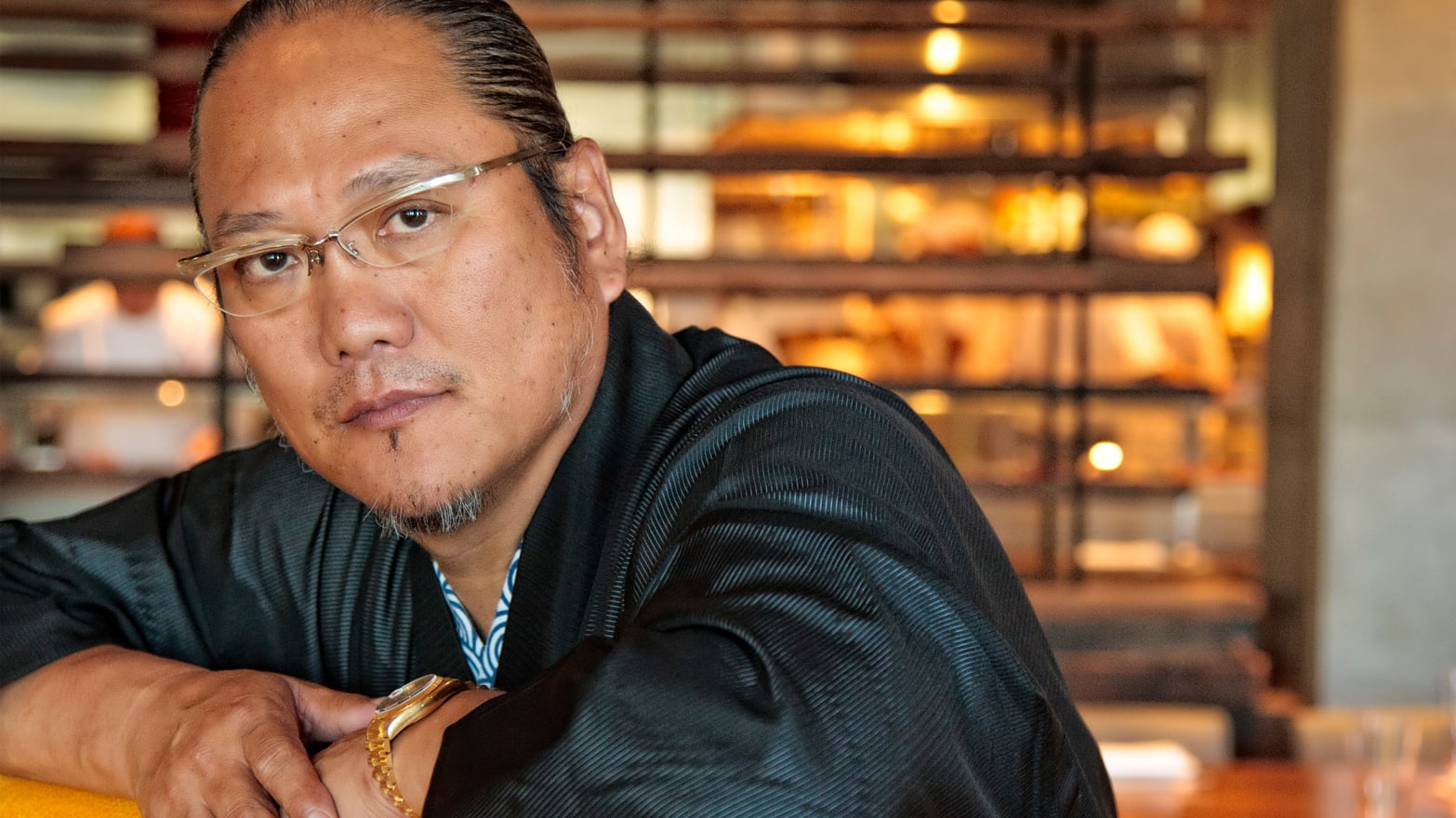 Chef Masaharu Morimoto returns to Mondrian Doha  for a Private Dinner!
