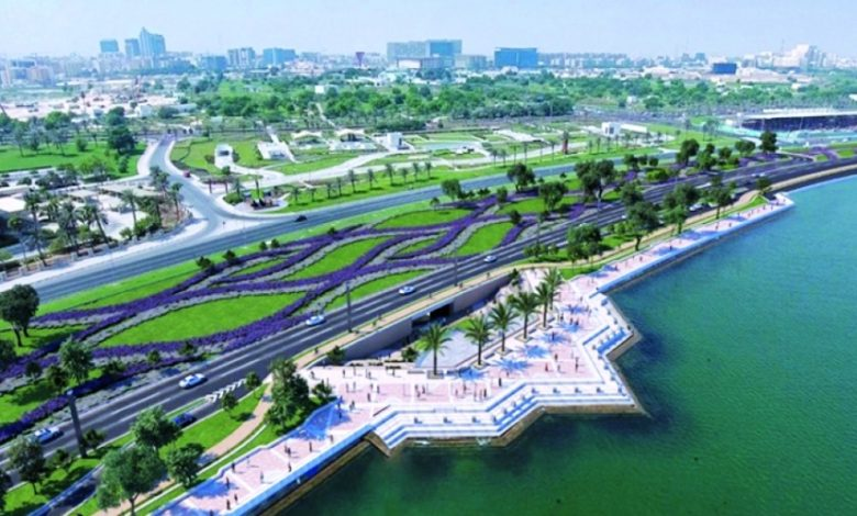 This is how the new Doha Corniche will look after development