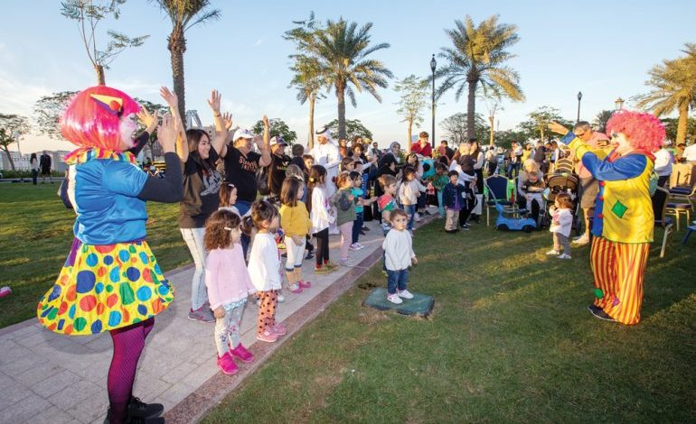 UDC holds 'Tree Planting Day' at The Pearl-Qatar