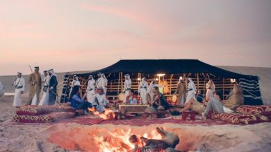 Photo of Winter camping in deserts offers up-close look into Qatar's nature