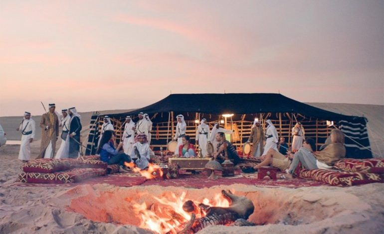Winter camping in deserts offers up-close look into Qatar's nature