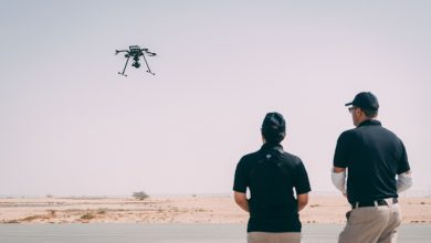 Photo of HMC introduces drones to boost emergency services